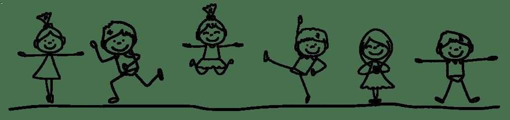 איור של ילדים