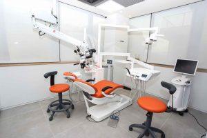 חדר טיפולי השיניים