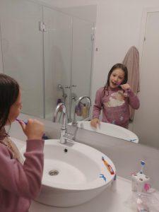 רפואת שיניים לילדים - צחצוח שיניים